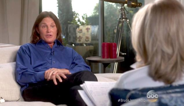 """Caitlyn Jenner announces """"I'm a woman"""" on ABC-TV"""