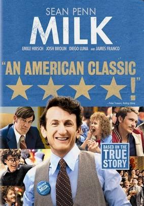 """Actor Sean Penn wins Oscar for his role as Harvey Milk in """"Milk"""""""
