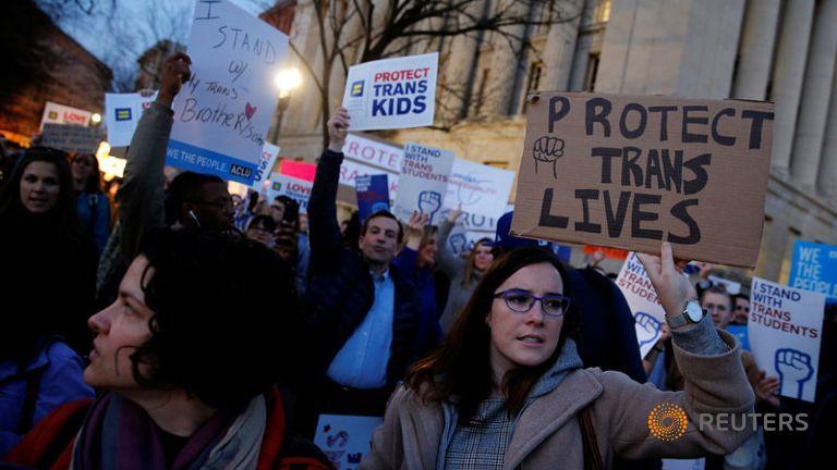 President Trump revokes guidance to public schools regarding transgender restrooms