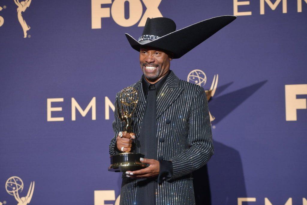 Billy Porter wins Emmy